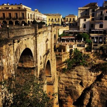 Ronda Puente Nuevo, Ronda, Andalucia