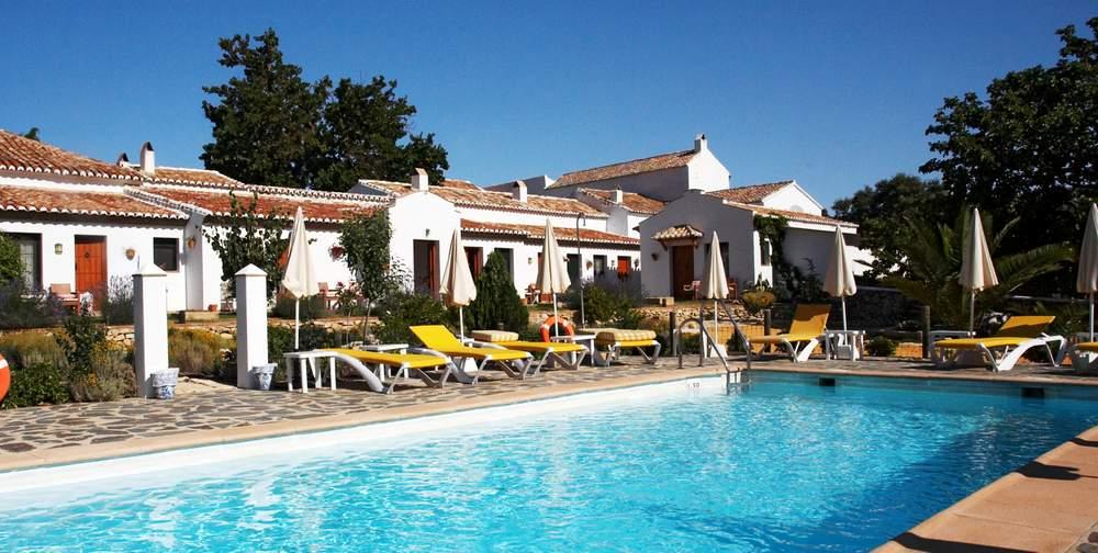 Hotel Rural, Ronda, Pool