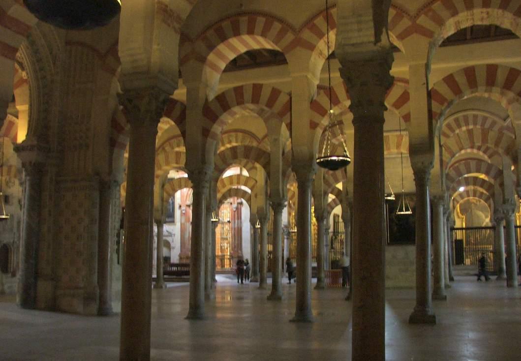 Mezquita, Cordoba, Andalucia