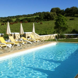 Pool, Ronda, Andalucia