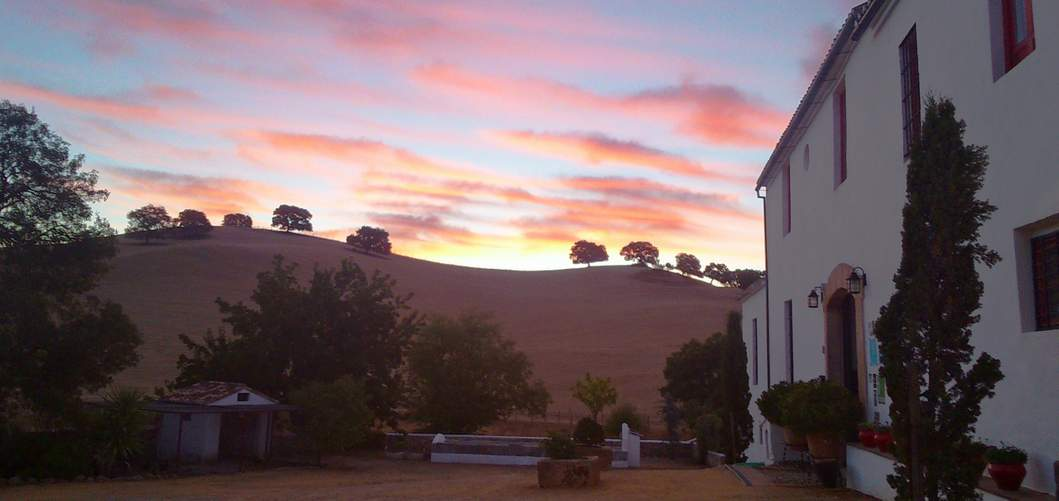 Rural Hotel, Ronda, Sunset